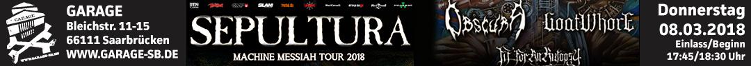 20180308 Sepultura