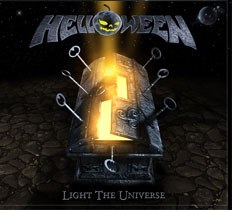 Helloween - Light The Universe (Single)
