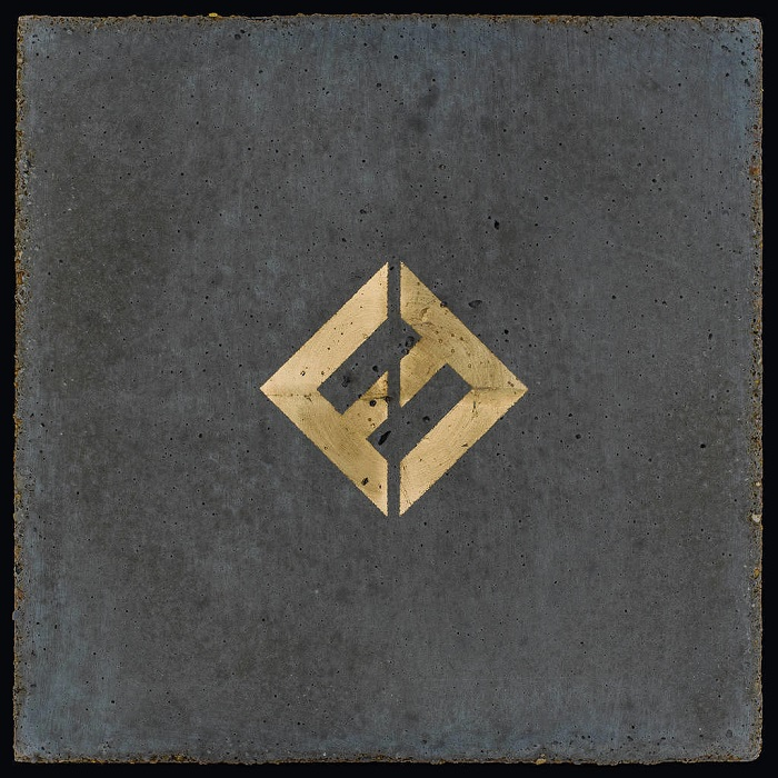 FooFighters ConcreteAndGold 700