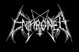 enthroned log