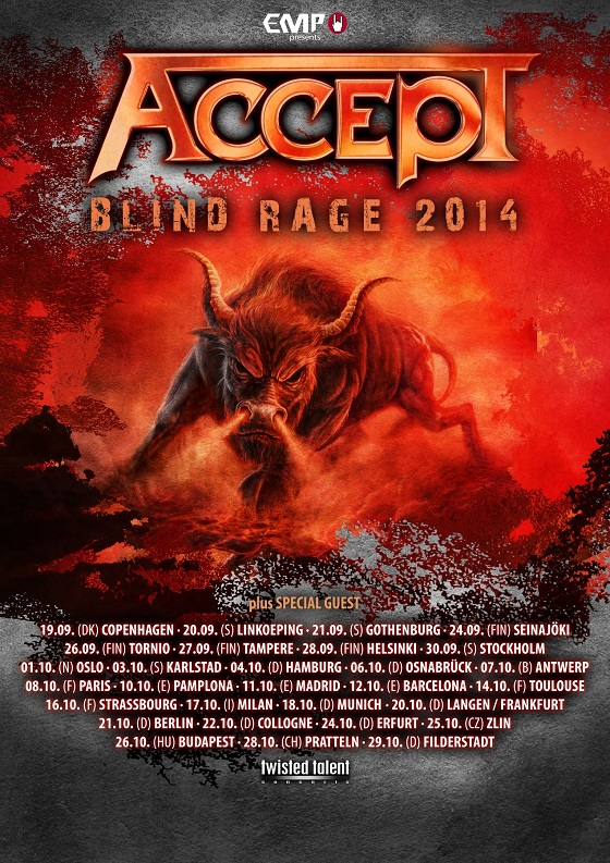 accept blindrage poster news